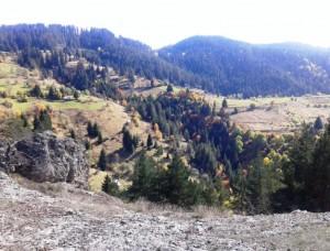 Родопското село Момчиловци, от където идва писмения вариант на този астробюлетин