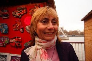 Стефи Недевска, Лондон 2011