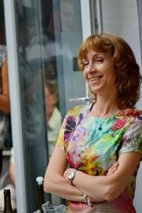Дарина Янева, художник, естет, учител, благотворител. Снимка Деница Проданова