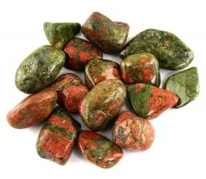 Унакит- кристал на възраждането