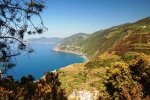 Chinque terre- Чинко тере, петте земи, е Италианска перла на западното крайбрежие