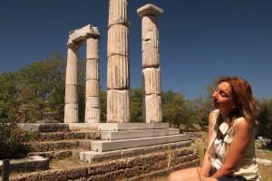 Храм на Великата Майка, о. Самотраки