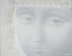 "Картина ""Очите на Мария"",худ. Андрей Янев www.andreyyanev.com"