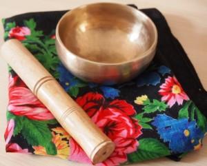 Медитации и звуково лечение с Тибетска купа
