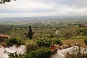 Поглед към Тоскана